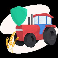 Tarım faaliyetlerine tam koruma